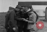 Image of American officers France, 1918, second 10 stock footage video 65675070487