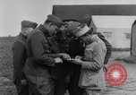 Image of American officers France, 1918, second 11 stock footage video 65675070487
