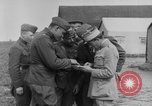 Image of American officers France, 1918, second 12 stock footage video 65675070487