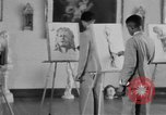 Image of Negro education New Orleans Louisiana USA, 1940, second 12 stock footage video 65675070516