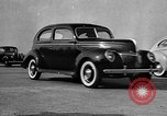Image of Ford automobile Dearborn Michigan USA, 1938, second 10 stock footage video 65675070523