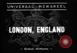 Image of ill youngsters London England United Kingdom, 1938, second 2 stock footage video 65675070524