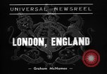 Image of ill youngsters London England United Kingdom, 1938, second 3 stock footage video 65675070524