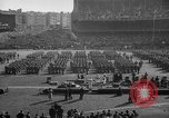 Image of Army versus Notre Dame football New York City USA, 1938, second 10 stock footage video 65675070526