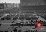 Image of Army versus Notre Dame football New York City USA, 1938, second 11 stock footage video 65675070526