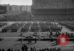 Image of Army versus Notre Dame football New York City USA, 1938, second 12 stock footage video 65675070526