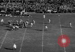 Image of College football Pittsburgh versus Fordham Pittsburgh Pennsylvania USA, 1938, second 5 stock footage video 65675070527