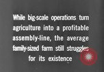 Image of new ways of farming United States USA, 1946, second 2 stock footage video 65675070533