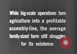 Image of new ways of farming United States USA, 1946, second 3 stock footage video 65675070533
