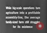 Image of new ways of farming United States USA, 1946, second 4 stock footage video 65675070533