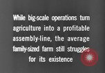 Image of new ways of farming United States USA, 1946, second 5 stock footage video 65675070533