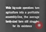 Image of new ways of farming United States USA, 1946, second 6 stock footage video 65675070533