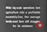 Image of new ways of farming United States USA, 1946, second 7 stock footage video 65675070533