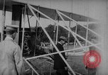 Image of Wright Flyer testing Virginia United States USA, 1909, second 4 stock footage video 65675070568