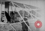 Image of Wright Flyer testing Virginia United States USA, 1909, second 8 stock footage video 65675070568