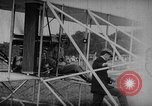 Image of Wright Flyer testing Virginia United States USA, 1909, second 10 stock footage video 65675070568