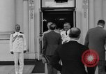 Image of Paul van Zeeland Washington DC USA, 1937, second 9 stock footage video 65675070570