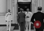 Image of Paul van Zeeland Washington DC USA, 1937, second 10 stock footage video 65675070570