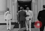 Image of Paul van Zeeland Washington DC USA, 1937, second 11 stock footage video 65675070570