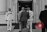 Image of Paul van Zeeland Washington DC USA, 1937, second 12 stock footage video 65675070570