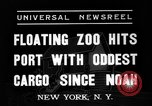 Image of jungle animals New York United States USA, 1937, second 3 stock footage video 65675070576