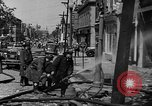 Image of gasoline blast Montreal Quebec Canada, 1937, second 11 stock footage video 65675070578