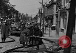 Image of gasoline blast Montreal Quebec Canada, 1937, second 12 stock footage video 65675070578