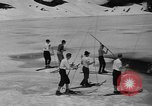Image of winter sports Mount Lassen California USA, 1937, second 9 stock footage video 65675070583
