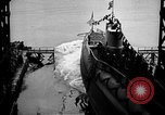 Image of various submarines from World War I to 1925 Atlantic Ocean, 1918, second 2 stock footage video 65675070587