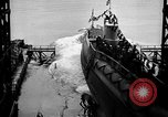 Image of various submarines from World War I to 1925 Atlantic Ocean, 1918, second 3 stock footage video 65675070587
