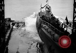Image of various submarines from World War I to 1925 Atlantic Ocean, 1918, second 4 stock footage video 65675070587
