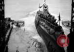 Image of various submarines from World War I to 1925 Atlantic Ocean, 1918, second 5 stock footage video 65675070587