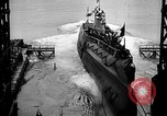 Image of various submarines from World War I to 1925 Atlantic Ocean, 1918, second 6 stock footage video 65675070587