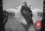 Image of various submarines from World War I to 1925 Atlantic Ocean, 1918, second 8 stock footage video 65675070587