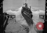 Image of various submarines from World War I to 1925 Atlantic Ocean, 1918, second 9 stock footage video 65675070587