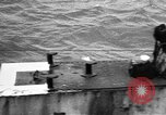 Image of Several American submarines in British waters in World War I Atlantic Ocean, 1918, second 8 stock footage video 65675070588