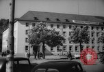 Image of French Government Baden-Baden Germany, 1946, second 6 stock footage video 65675070608