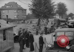 Image of examination of papers Wiesbaden Germany, 1946, second 4 stock footage video 65675070610