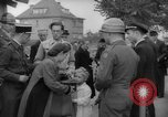 Image of examination of papers Wiesbaden Germany, 1946, second 11 stock footage video 65675070610
