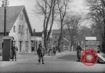 Image of British military guards Bad Oeynhausen Germany, 1946, second 3 stock footage video 65675070616