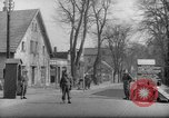 Image of British military guards Bad Oeynhausen Germany, 1946, second 7 stock footage video 65675070616