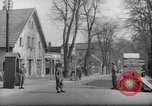Image of British military guards Bad Oeynhausen Germany, 1946, second 8 stock footage video 65675070616
