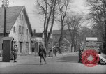 Image of British military guards Bad Oeynhausen Germany, 1946, second 9 stock footage video 65675070616