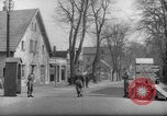 Image of British military guards Bad Oeynhausen Germany, 1946, second 12 stock footage video 65675070616