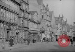 Image of 15th century buildings of Hamlin Hamlin Germany, 1946, second 2 stock footage video 65675070618