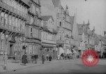 Image of 15th century buildings of Hamlin Hamlin Germany, 1946, second 4 stock footage video 65675070618