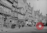 Image of 15th century buildings of Hamlin Hamlin Germany, 1946, second 5 stock footage video 65675070618