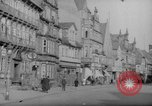 Image of 15th century buildings of Hamlin Hamlin Germany, 1946, second 6 stock footage video 65675070618