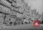 Image of 15th century buildings of Hamlin Hamlin Germany, 1946, second 8 stock footage video 65675070618