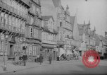 Image of 15th century buildings of Hamlin Hamlin Germany, 1946, second 10 stock footage video 65675070618